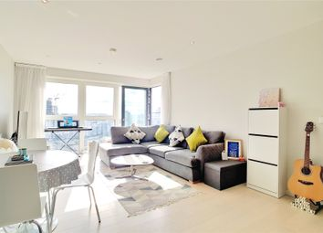 Thumbnail 1 bed flat for sale in Lantana Heights, 1 Glasshouse Gardens, Stratford, London