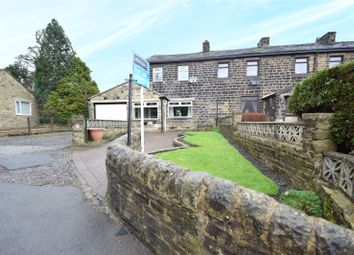 Thumbnail 3 bed end terrace house for sale in Spring Row, Oakworth, Keighley