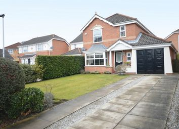Thumbnail 4 bed detached house for sale in Woodlea Croft, Meanwood, Leeds, West Yorkshire