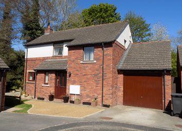 Thumbnail 3 bedroom detached house for sale in Watersmeet, Warwick Bridge