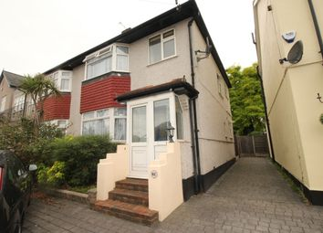 Thumbnail 3 bed semi-detached house to rent in Barnehurst Road, Bexleyheath