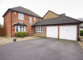 Thumbnail 4 bedroom detached house for sale in The Meadows, Whitchurch, Aylesbury