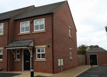 Thumbnail 2 bedroom terraced house to rent in Dunstanville Court, Shifnal, Shropshire.