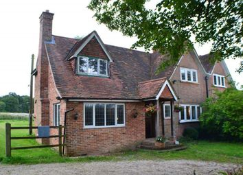 Thumbnail 3 bed semi-detached house for sale in Bowden Green, Pangbourne, Reading