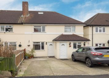 Thumbnail 2 bed terraced house for sale in Ridge Road, Sutton