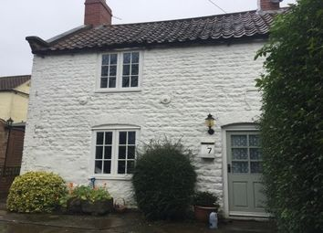 Thumbnail 1 bed terraced house to rent in Burythorpe, Malton