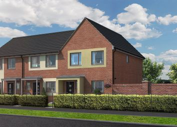 "Thumbnail 3 bedroom property for sale in ""The Ashby At Central Park, Darlington"" at Haughton Road, Darlington"