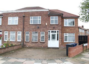 Thumbnail 3 bed semi-detached house to rent in Cayton Road, Greenford