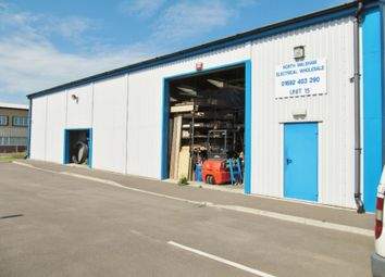 Thumbnail Leisure/hospitality for sale in Unit 15, Cornish Way Business Park, North Walsham
