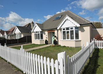 Thumbnail 3 bed bungalow for sale in Salisbury Road, Holland-On-Sea, Clacton-On-Sea