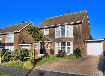Thumbnail 4 bedroom detached house for sale in Fairways Road, Seaford, East Sussex