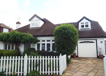 Thumbnail 4 bed bungalow for sale in Eastwood, Leigh On Sea, Essex