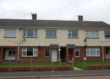 Thumbnail 2 bed flat for sale in 319 Alexandra Road, Ashington, Northumberland