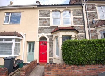 Thumbnail 2 bed terraced house for sale in Vicarage Road, Redfield, Bristol