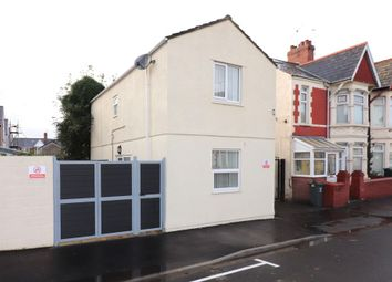 Thumbnail 2 bed detached house for sale in Hafod House, Pentre Gardens, Grangetown