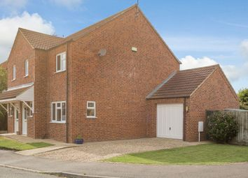Thumbnail 3 bed semi-detached house for sale in Jubilee Close, Sutton St. James, Spalding, Lincolnshire