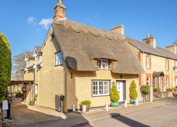 Thumbnail 4 bed cottage for sale in Church Street, Guilden Morden, Royston