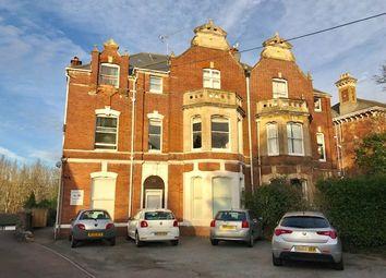 Thumbnail 1 bedroom flat to rent in Denmark Road, St. Leonards, Exeter