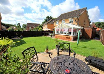 Thumbnail 4 bed detached house for sale in Parish Gate Drive, Blackfen, Kent