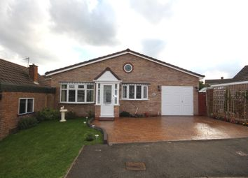 Thumbnail 3 bed bungalow for sale in Eastwood Avenue, Burntwood