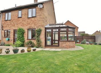 Thumbnail 4 bed detached house for sale in Park Road, Ducklington, Witney
