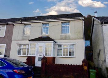 Thumbnail 3 bed terraced house to rent in Dan-Y-Coedcae Road, Graig, Pontypridd
