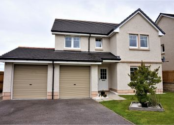Thumbnail 4 bed detached house for sale in Bramble Close, Inverness