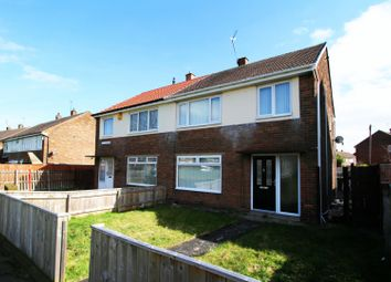 Thumbnail 3 bed semi-detached house for sale in Lilac Walk, Hebburn, Tyne And Wear