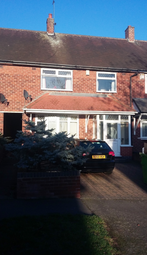 Thumbnail 3 bed terraced house to rent in Highfield Road, Great Barr, Birmingham