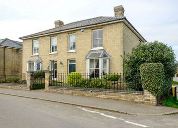 Thumbnail 5 bed detached house for sale in High Street, Colne, Huntingdon