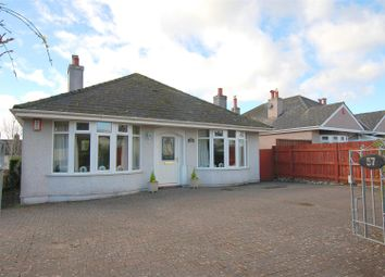 Thumbnail 3 bed detached bungalow for sale in Honicknowle Lane, Plymouth
