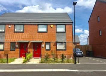 Thumbnail 3 bed semi-detached house to rent in Turnstone Road, Walsall