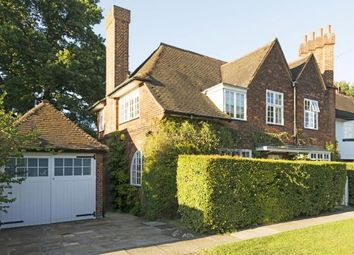 Thumbnail 4 bed semi-detached house for sale in Temple Fortune Hill, Hampstead Garden Suburb, London