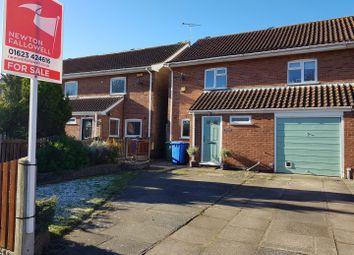 Thumbnail 4 bed semi-detached house for sale in Oak Tree Lane, Mansfield