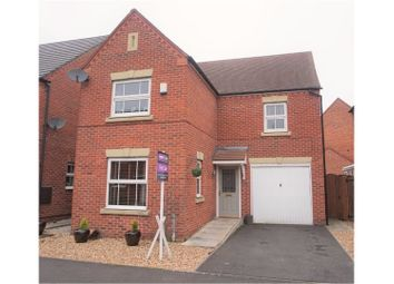 Thumbnail 3 bed detached house for sale in Great Park Drive, Leyland