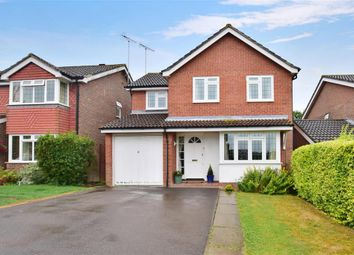 Thumbnail 4 bed detached house for sale in Staples Hill, Partridge Green, Horsham, West Sussex