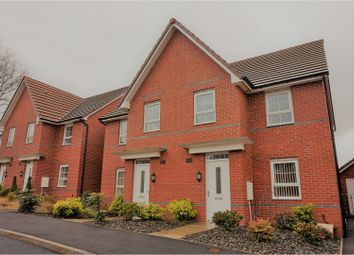Thumbnail 3 bed semi-detached house for sale in Chapel Walk, Pontypool