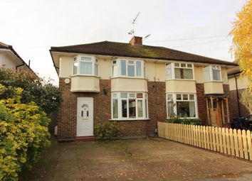 3 bed semi-detached house for sale in Faraday Road, West Molesey KT8