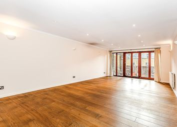Thumbnail 3 bedroom flat to rent in Hermitage Court, Knighten Street, London