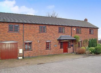 Thumbnail 4 bedroom barn conversion for sale in Stableford, Newcastle-Under-Lyme