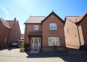 Thumbnail 3 bed detached house for sale in Shire Close, Hemsby, Great Yarmouth