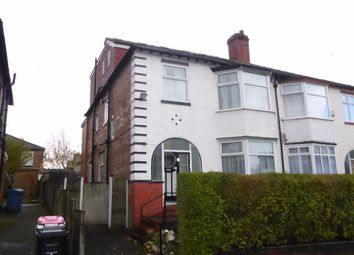 Thumbnail 8 bed semi-detached house for sale in Bentley Road, Salford