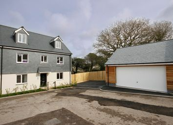 Thumbnail 5 bed detached house for sale in Ringwell Hill, Bissoe Road, Carnon Downs, Truro