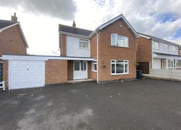 4 bed detached house for sale in Coombe Rise, Oadby LE2