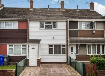 Thumbnail 2 bed terraced house for sale in Dividy Road, Bentilee, Stoke-On-Trent