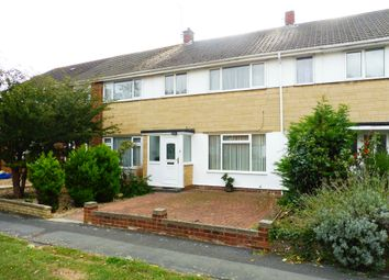 Thumbnail 3 bed terraced house for sale in Greenway Close, Swindon