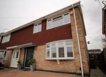 Thumbnail 3 bed end terrace house for sale in Tennyson Way, Kidderminster