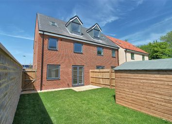 Thumbnail 3 bed semi-detached house for sale in Midland Way, Thornbury, Bristol
