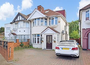 Thumbnail 5 bedroom semi-detached house for sale in Chestnut Grove, Wembley, Middlesex