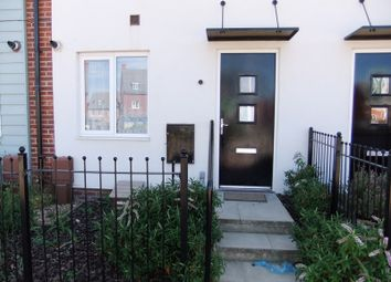 Thumbnail 4 bedroom town house for sale in Westlake Avenue, Hampton, Peterborough, Cambs.